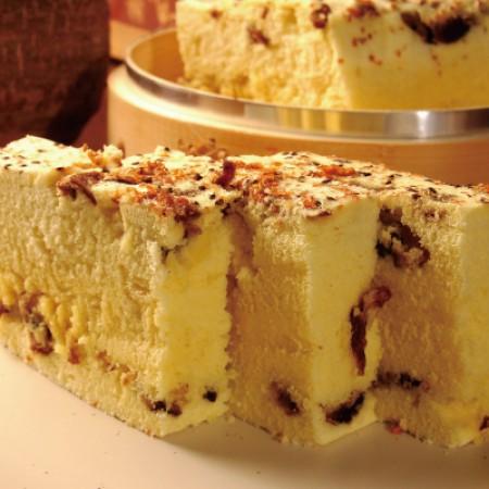 鹹蛋糕(素食)